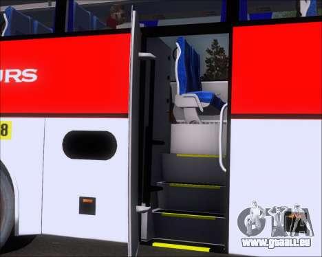 MAN Lion Coach Rural Tours 2790 für GTA San Andreas Seitenansicht
