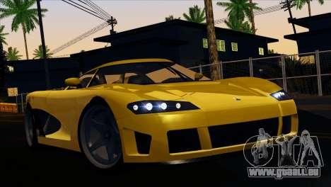GTA 5 Entity XF pour GTA San Andreas