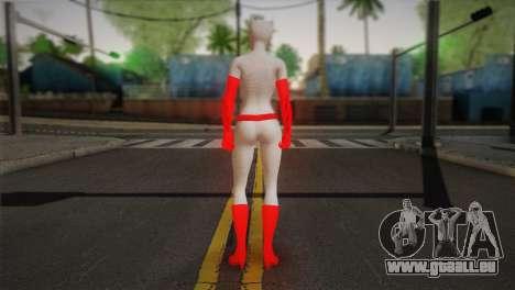 The Mystery of Batwoman für GTA San Andreas zweiten Screenshot