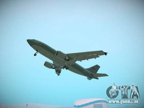 Canadian Forces Airbus CC150 Polaris pour GTA San Andreas salon