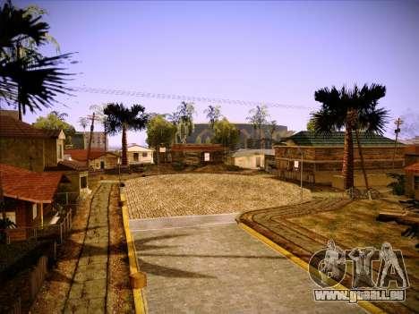 Nouveau ENBSeries par MC_Dogg pour GTA San Andreas quatrième écran