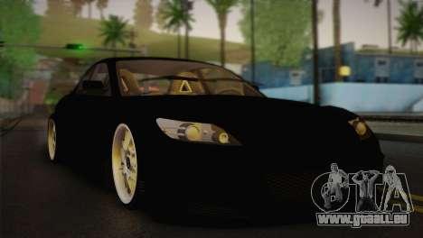 Mazda RX-8 Drift für GTA San Andreas