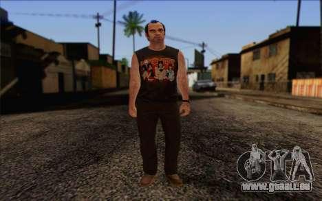 Trevor Phillips Skin v4 pour GTA San Andreas