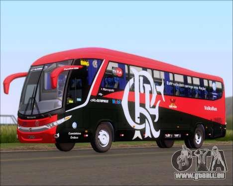 Marcopolo Paradiso 1200 G7 4X2 C.R.F Flamengo für GTA San Andreas