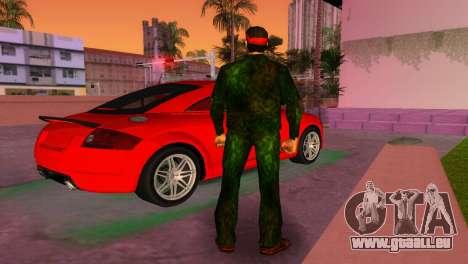 Camo Skin 14 GTA Vice City pour la troisième écran