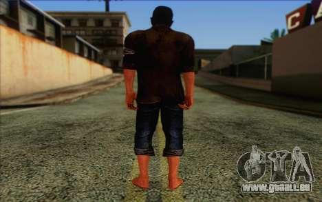 Dennis Rogers (Far Cry 3) pour GTA San Andreas deuxième écran