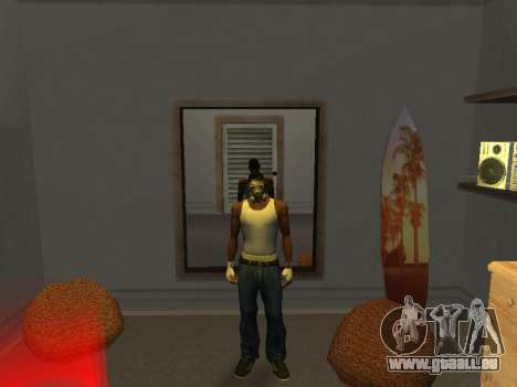 Masque de la Stalker pour GTA San Andreas deuxième écran