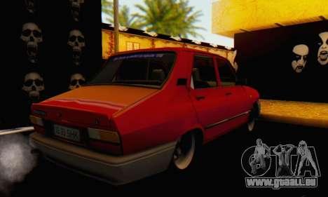 Dacia 1310 Injectie pour GTA San Andreas laissé vue