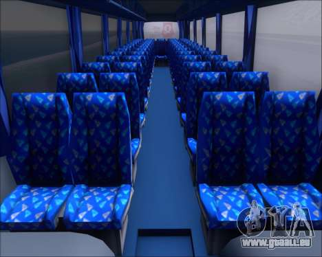 Neoplan Tourliner Emile Weber für GTA San Andreas Seitenansicht