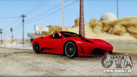Graphic Unity V4 Final für GTA San Andreas elften Screenshot