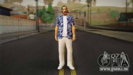 Vice City Style Ped pour GTA San Andreas