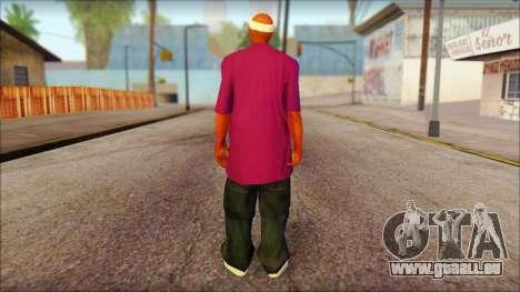 Plen Park Prims Skin 5 pour GTA San Andreas deuxième écran