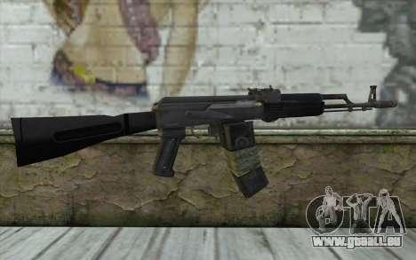 AK-101 from Battlefield 2 für GTA San Andreas zweiten Screenshot