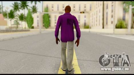 Purple Shirt Vic für GTA San Andreas zweiten Screenshot