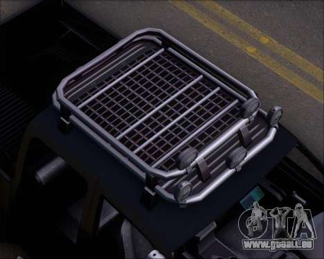 Chevrolet Colorado pour GTA San Andreas