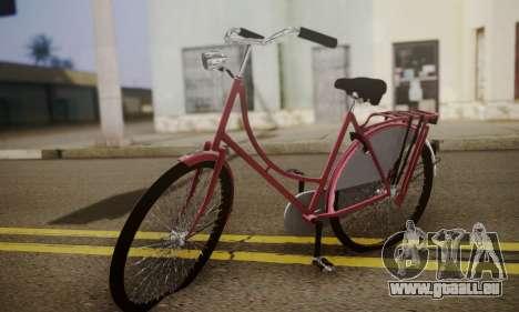 Amsterdam-Bike für GTA San Andreas