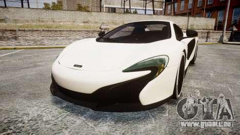McLaren 650S Spider 2014 [EPM] Bridgestone v3 für GTA 4