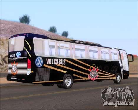 Busscar Vissta Buss LO Faleca pour GTA San Andreas vue de droite