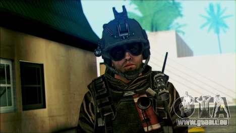 Soldaten airborne (CoD: MW2) v5 für GTA San Andreas dritten Screenshot