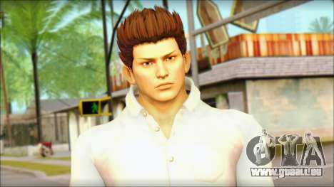 Dead Or Alive 5 Jann Lee 3rd Outfit für GTA San Andreas dritten Screenshot