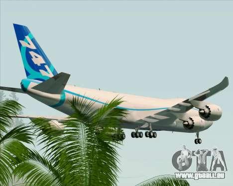 Boeing 747-8 Cargo House Livery für GTA San Andreas Motor