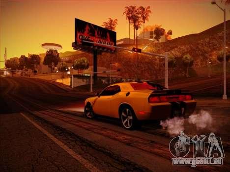 Nouveau ENBSeries par MC_Dogg pour GTA San Andreas sixième écran