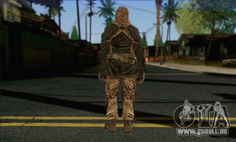 Task Force 141 (CoD: MW 2) Skin 18 für GTA San Andreas zweiten Screenshot