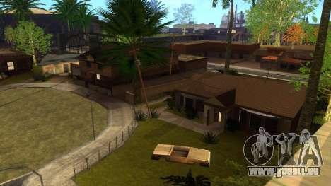 Neue HD-Texturen Häuser auf der grove street v2 für GTA San Andreas zwölften Screenshot
