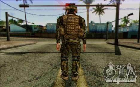 Les soldats de l'Armée AMÉRICAINE (ArmA II) 2 pour GTA San Andreas deuxième écran