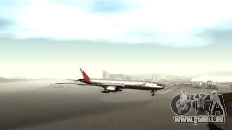 Boeing 777-280ER Asiana Airlines pour GTA San Andreas