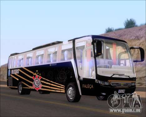Busscar Vissta Buss LO Faleca für GTA San Andreas linke Ansicht