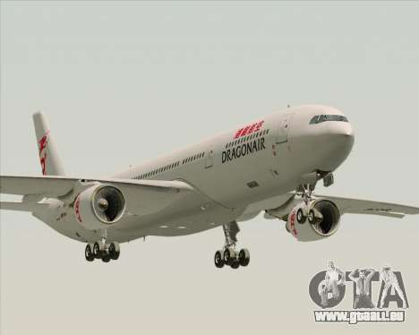 Airbus A330-300 Dragonair pour GTA San Andreas