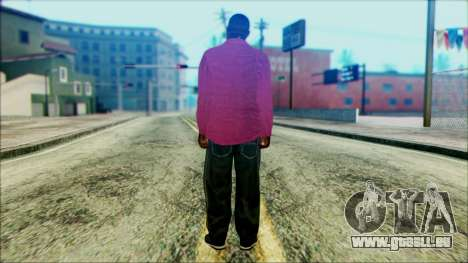 Ballas from GTA V für GTA San Andreas zweiten Screenshot