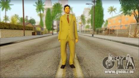 GTA 5 Ped 5 für GTA San Andreas
