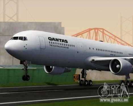 Boeing 767-300ER Qantas für GTA San Andreas Motor