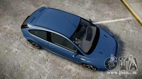 Ford Focus ST 2005 Rieger Edition pour GTA 4 est un droit