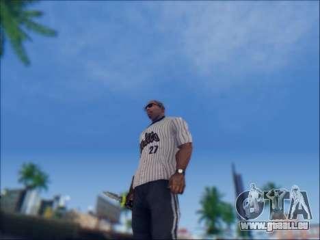 Dive pour GTA San Andreas troisième écran