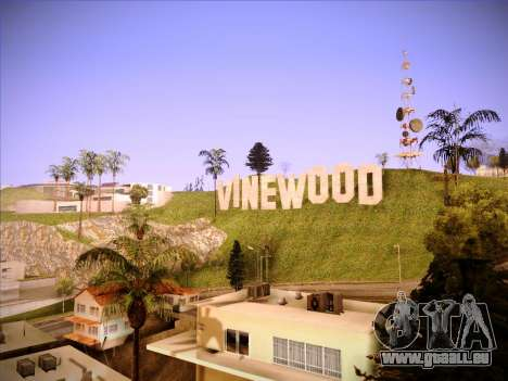 Nouveau ENBSeries par MC_Dogg pour GTA San Andreas deuxième écran