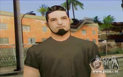 Russian Cats II Skin 4 für GTA San Andreas dritten Screenshot