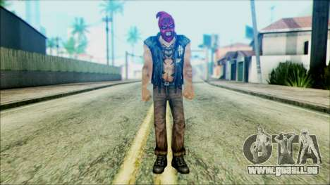 Manhunt Ped 19 pour GTA San Andreas