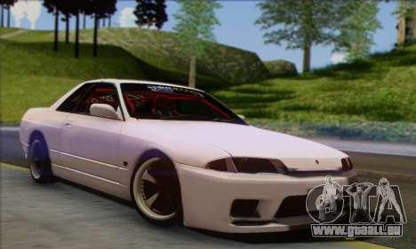 Nissan Skyline R32 Drift Monster Energy pour GTA San Andreas