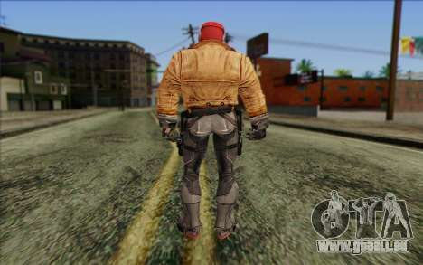 Red Hood from DC Comics für GTA San Andreas zweiten Screenshot