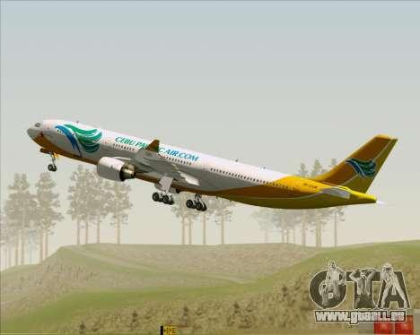 Airbus A330-300 Cebu Pacific Air für GTA San Andreas