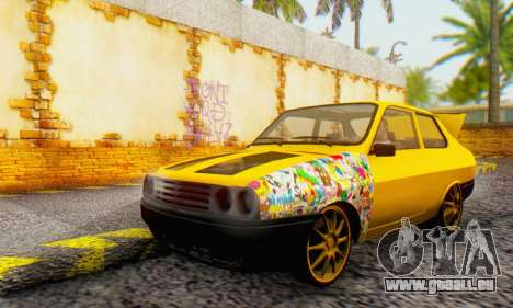 Dacia 1310 Sport Tuning v2 pour GTA San Andreas