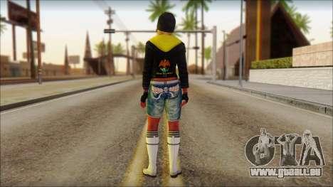 Hola Chola pour GTA San Andreas deuxième écran