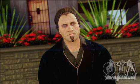 Damien from Watch Dogs für GTA San Andreas dritten Screenshot