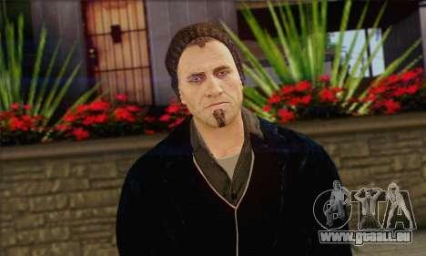 Damien from Watch Dogs für GTA San Andreas dritten Screenshot