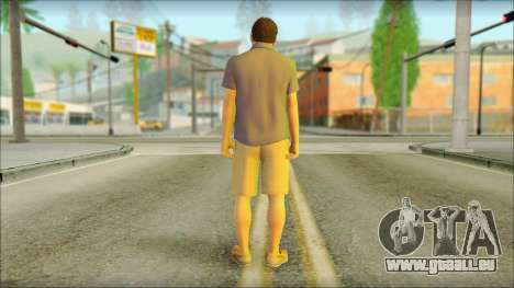 Michael De Santa pour GTA San Andreas deuxième écran