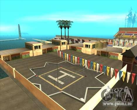 Sky Road Merdeka pour GTA San Andreas cinquième écran