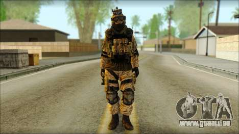 Söldner (SC: Blacklist) v3 für GTA San Andreas